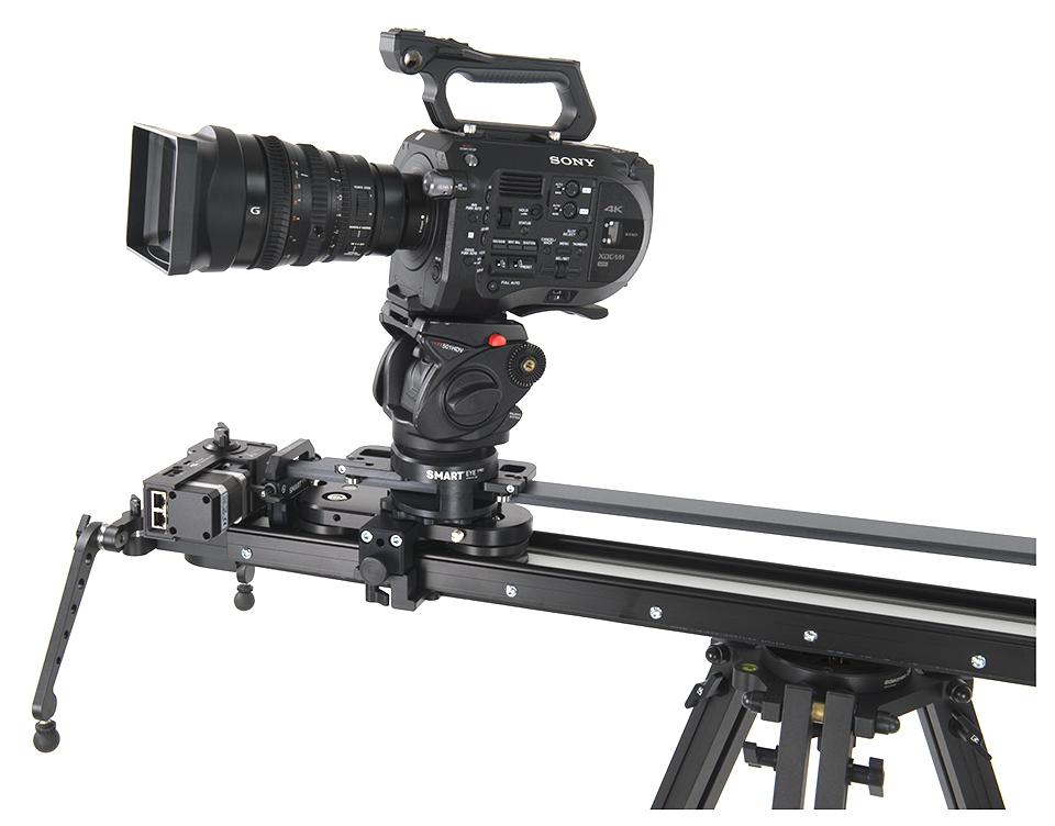 X slider for Stepper motor camera slider