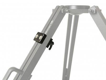 AF-24 adapter for mounting photo-video accessories on Giant tripods