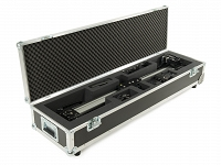 transport case with hard foam CSK