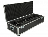 ATLAS MODULAR case with hard foam and wheels