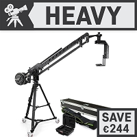 HEAVY - MoCo Crane SET